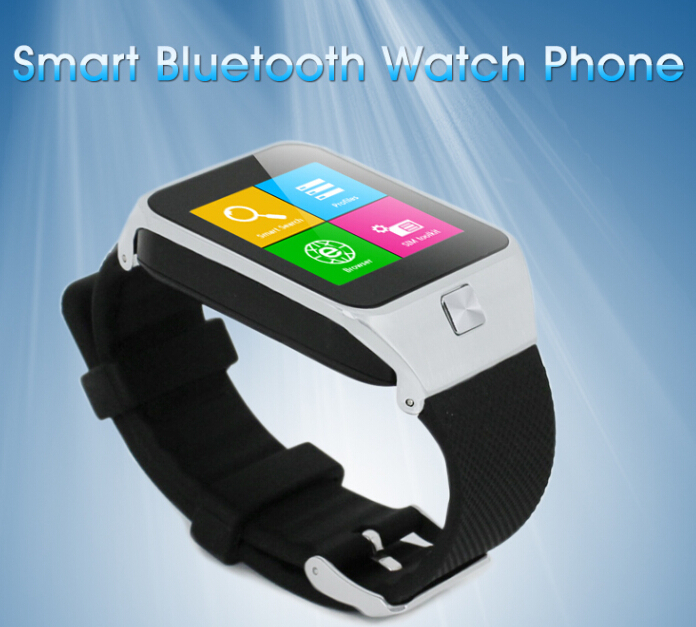 Hot Selling Smart Bluetooth Watch Smart Watch With Function Calls(China (Mainland))
