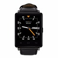 HOT GPS 3G Smart Watch Android 5 1 MTK6580 Quad Core Smartwatch No 1 D6 watches