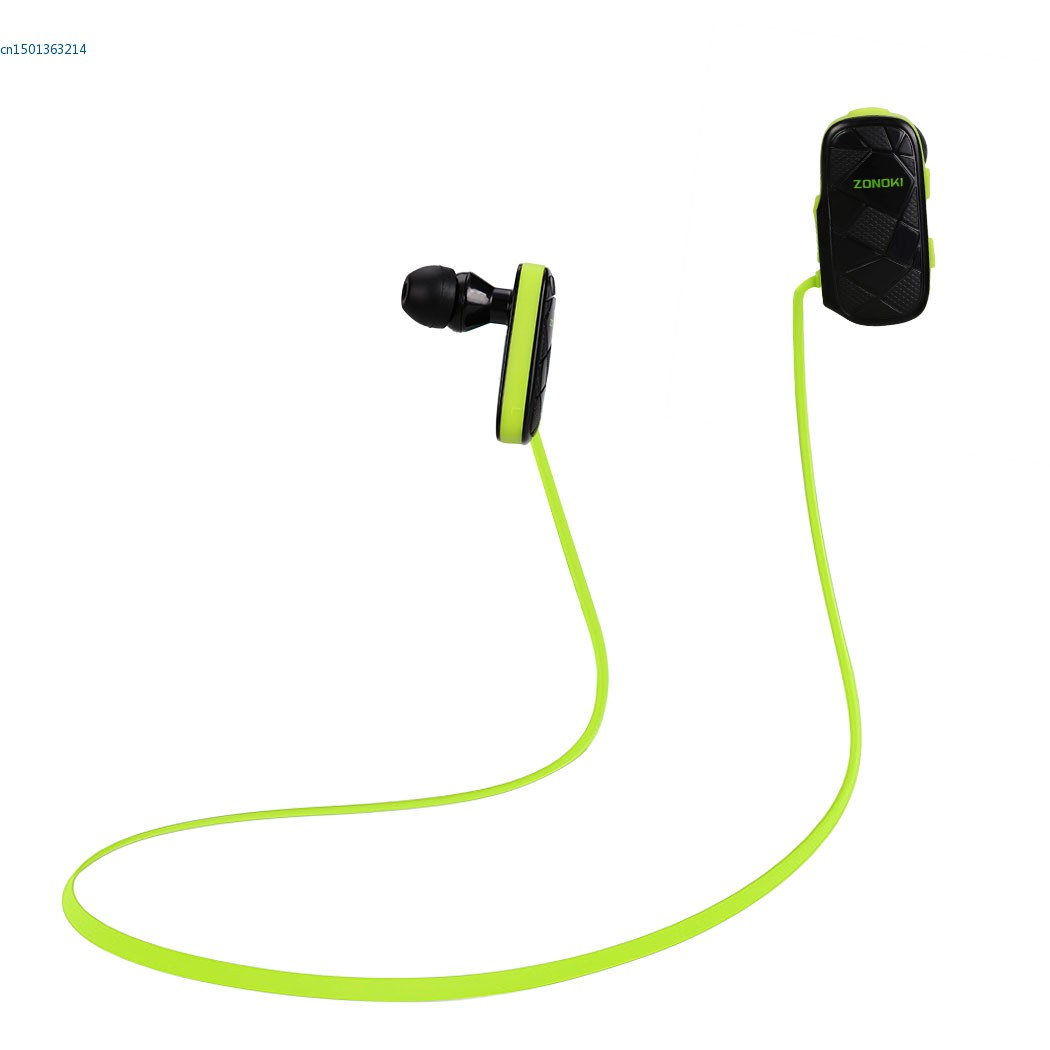 Advanced Bluetooth 4.0 Sports Stereo Wireless Headphones Earbuds for Cellphones 63(China (Mainland))