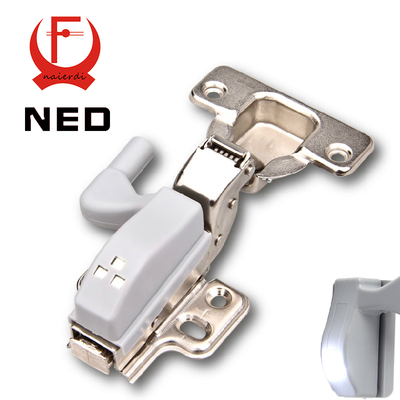 10Pcs NED Universal Kitchen Bedroom Living room Cabinet Cupboard Closet Wardrobe 0.25W Inner Hinge LED Sensor Light System(China (Mainland))