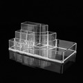 Oversea hot sale 1pcs New Holder Cosmetic Makeup Organizer Drawer Storage Box Jewellery Clear Acrylic