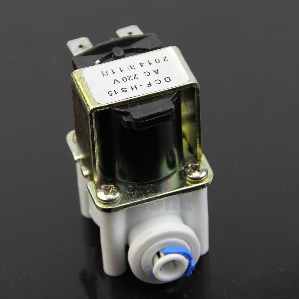 Электромагнитные клапаны из Китая