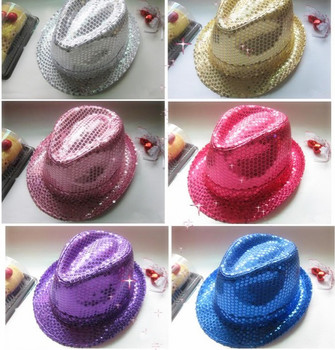 Free shipping, new arrival fashion party dance stage cap jazz hat, head size about 58cm, Drop shiping, PP0008