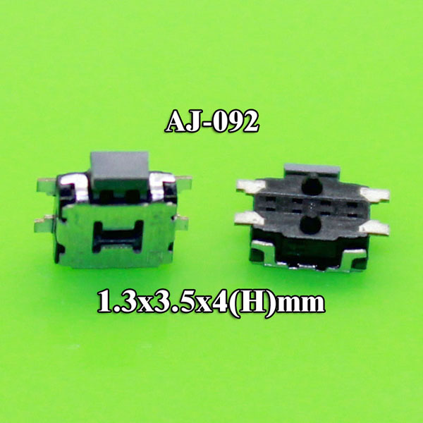 Key switch small turtle switch 4-pin SMD side buttons Little Turtle Power switch Cellphone Tablet PC MID MP3/4 Netbook(China (Mainland))