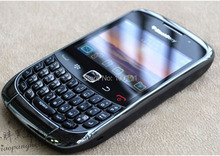 Unlocked Original Blackberry Curve 9300 Mobile phone QWERTY Keyboard 2MP Camera Black Free DHL-EMS Shipping(Hong Kong)