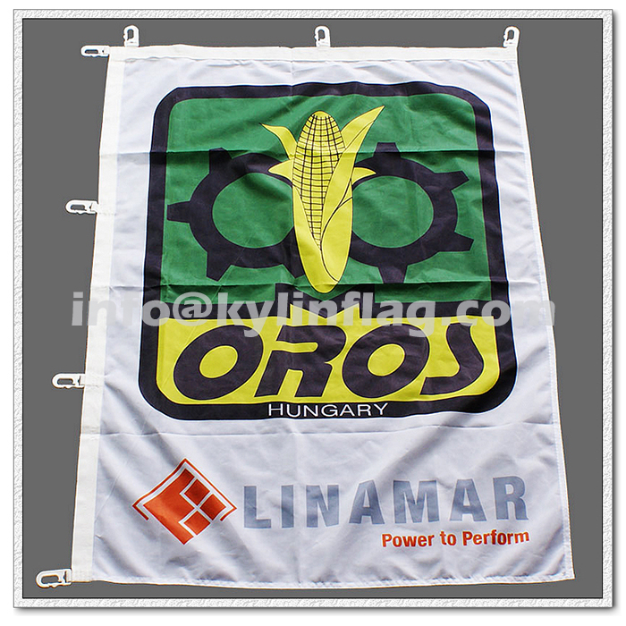 outdoor banner/AD flag/outdoor street flying flag 75x100cm(China (Mainland))