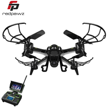 FQ777 AF957 AF957F RC Quadcopter 6 axis FPV 5.8G Drones With 2.0MP HD Camera One Key Return Headless mode mode RC helicopter