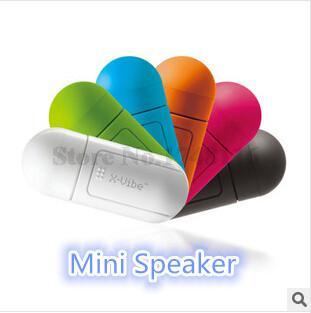Free Shipping 1pcs Top selling original factory boombox v2 vibration x vibe speaker, mini fashion portable vibration speaker(China (Mainland))
