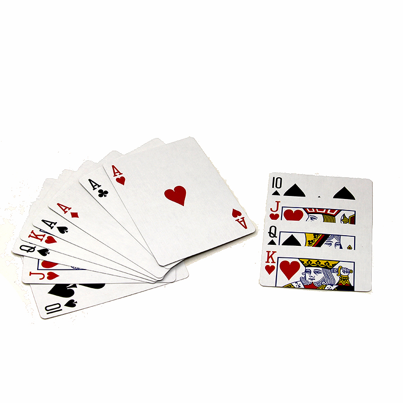 2sets Surprise choose card sets kit magie card deck magic trick mentalism illusion close up magia toy easy to do(China (Mainland))