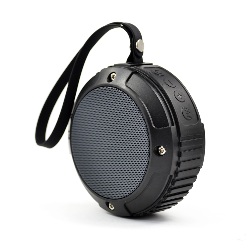 Disnix S1 Waterproof Bluetooth Speaker 5W Outdoor Mini Wireless Speaker Bass Altavoz For Sports Voice Dialing(China (Mainland))
