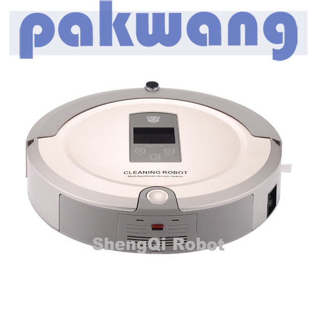 2016 Most Popular 4 In 1 Multifunctional Vacuum Robotic Cleaner Vacuum Cleaner Robot Foor Sweeper