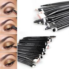 SuperHot 20pcs Makeup Brushes Set Powder Foundation Eyeshadow Eyeliner Lip Brush Tool