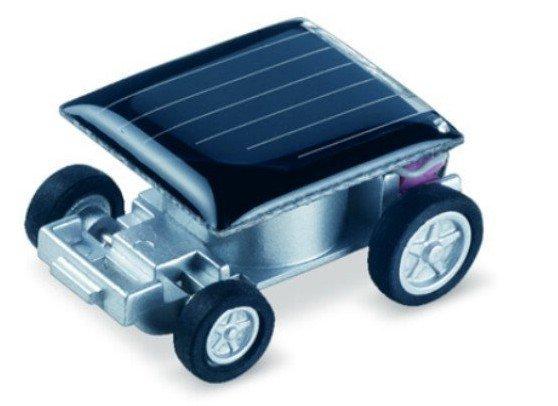 Wholesale - Mini Solar Car,Worlds Smallest Solar Car,Novelty Toys, Creative Environment 100pcs/lot+Free Shipping<br><br>Aliexpress