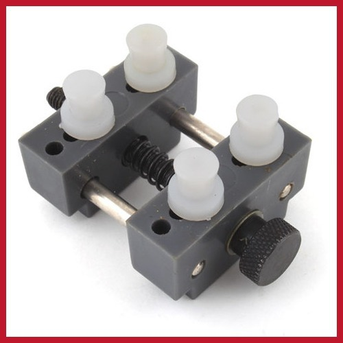 Affordable! bottomprice Adjustable Watch Movement Holder 4 Pins Repairing Tool Hot Bottom price!(China (Mainland))