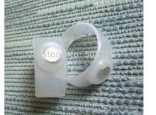 SMILE MARKET Free shipping Silicone + magnet Magical Lose weight Toe ring