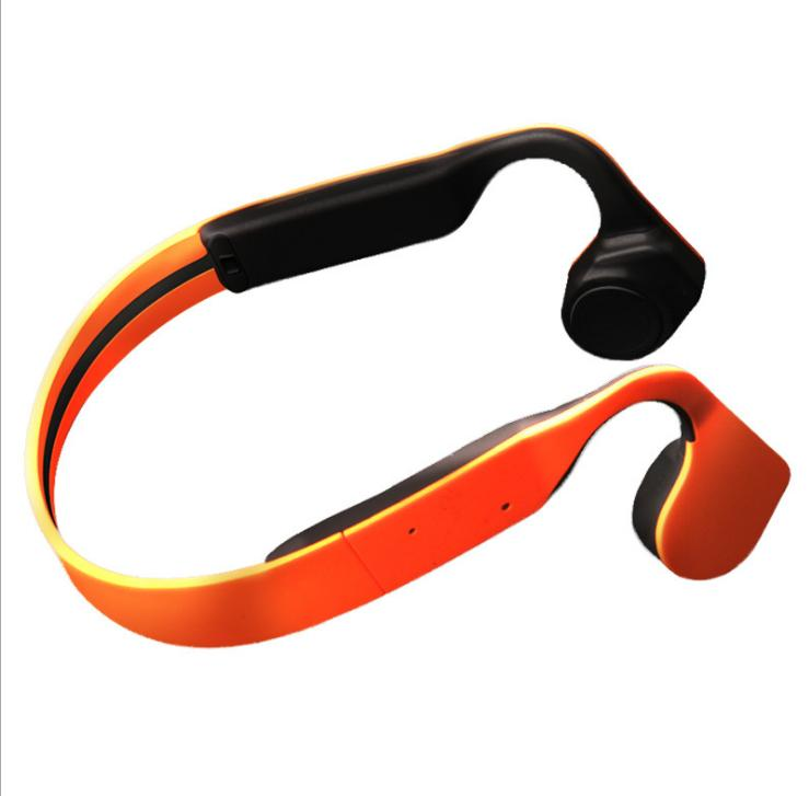Free shipping Hor Sale Bone Conduction Bluetooth Stereo Headset Sports Headphones earphone with mic For Running Cycling <br><br>Aliexpress