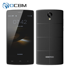In Stock Original HOMTOM HT7 Android 5.1 MTK6580A 1G RAM 8G ROM 1280x720 5.5 Inch HD 8.0MP Wifi GPS WCDMA Mobile Phone(China (Mainland))