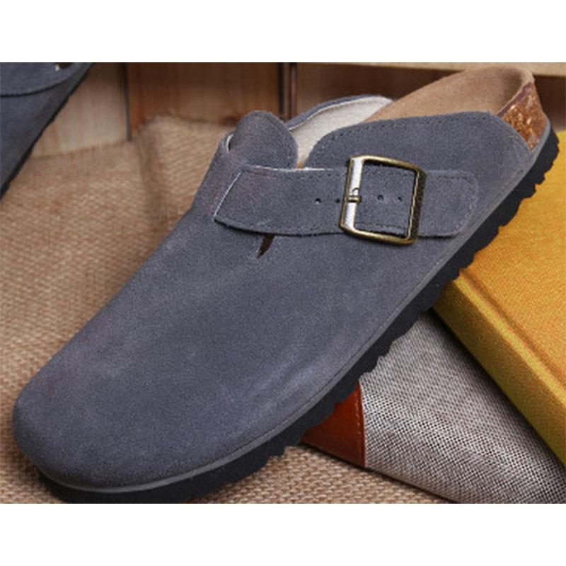 CoolFar 2016 cork sandals men unisex casual shoes buckle slippers woman sandal summer sandals womens flat summer sandals<br><br>Aliexpress