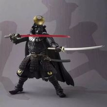 Anime Star Wars Action Figure Darth Vader Sic Samurai Taisho PVC Realization Anime Star Wars Action Figures Toys 17cm kids toys