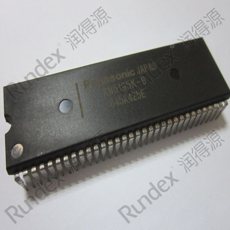 AN5195K-B built I2C bus color television PAL / chroma processing circuit(China (Mainland))