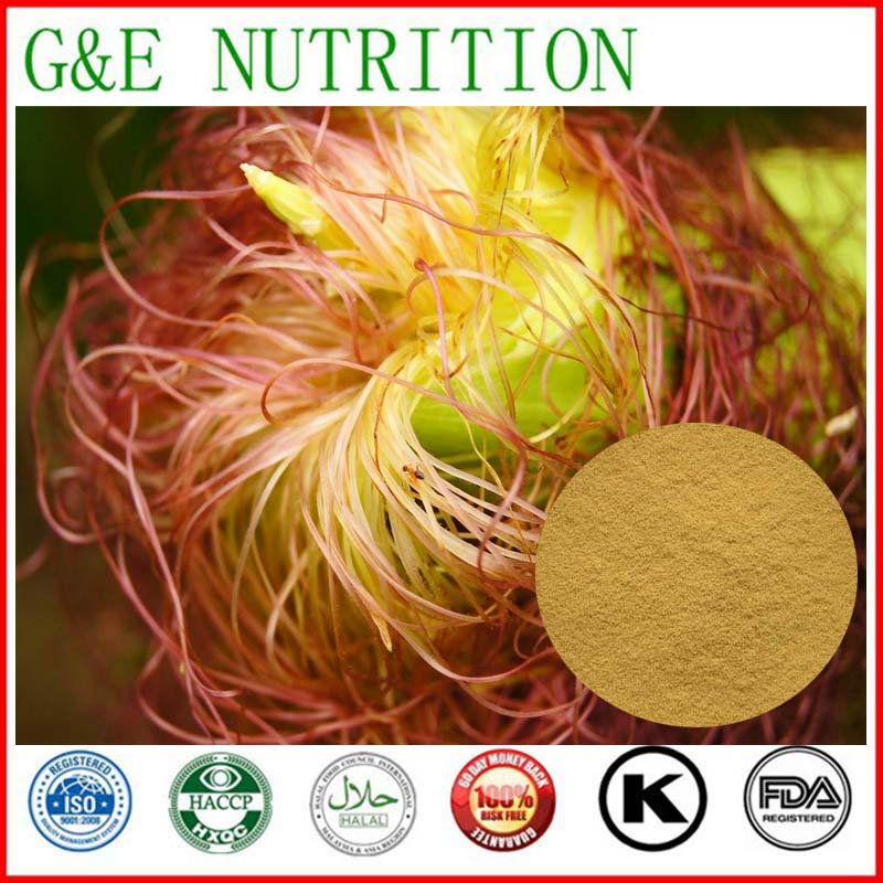 200g New Arrival Corn silk  Extract with free shipping <br><br>Aliexpress