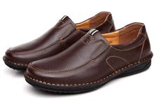 2016 Fashion Genuine Leather Shoes Men Flat Shoes Men Loafers Schuhe Oxford Shoes Top Quality Men Leather Shoes Mocassin Hombre