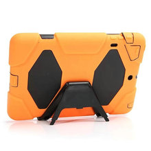 7.9″ Water/dirt/shock proof Heavy Duty Hard Back Case Hybrid Cover For iPad Mini 1/2/3 Outdoor  Stand Shell Belt Clip Silicon