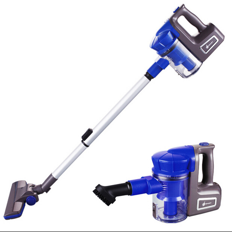 Family Vacuum Cleaner New Ultra Quiet Mini Home Rod Vacuum Cleaner Portable Dust Collector Home Aspirator Mite-Killing CFJD1016(China (Mainland))