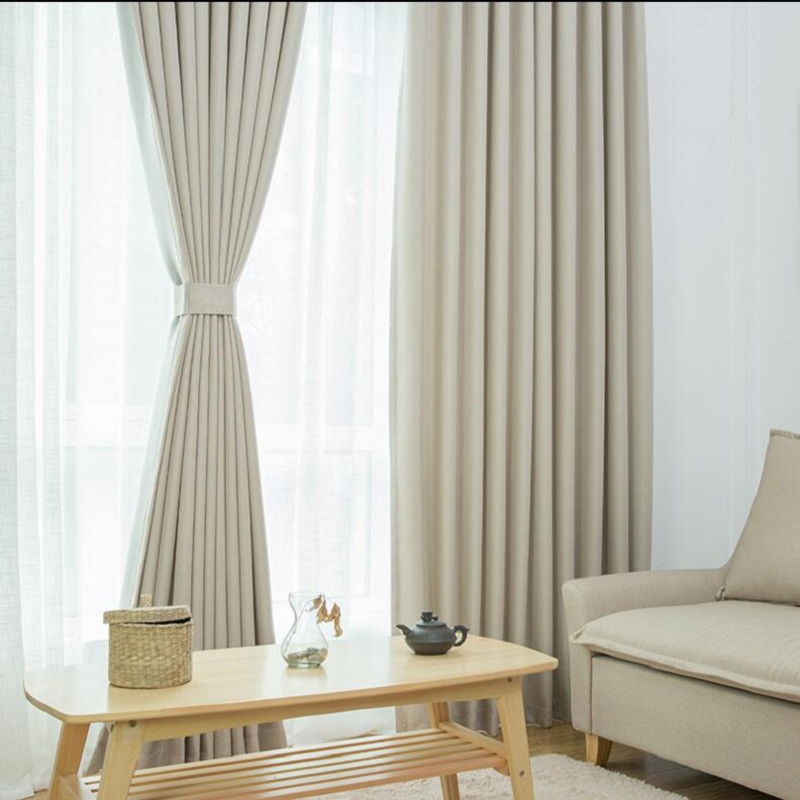 Promoci n de pura cortinas de caf compra pura cortinas for Cortinas de castorama pura