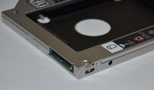 2nd SATA HDD Hard Drive Caddy Adapter for Dell Inspiron 15 3521 3537 Swap DU-8A5HH DVD(China (Mainland))