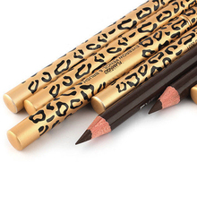 1 PC Perfect Waterproof Longlasting Make Up Tool Maquiagem Maquillaje Eyeliner Eyebrow Eye Brow Pencil & Brush Makeup(China (Mainland))