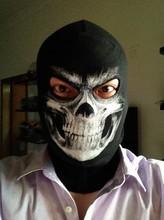 Балаклава маска череп