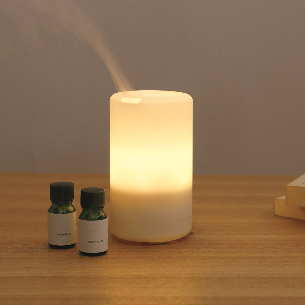 USB Essential Oil Aroma Diffuser LED Night Light Electric Air Humidifier Ultrasonic Purifier Aromatherapy SPA - Mypleasure Watchband Store store