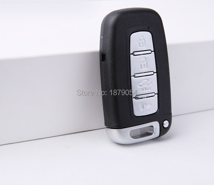 4 Buttons Smart Remote Key For Kia K2 K5 Forte Sorento Sportage 433Mhz With ID46 Chip Car Alarm Keyless Entry Fob