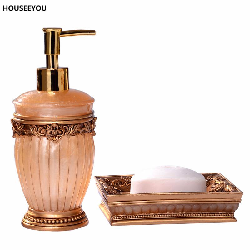 Popular elegant bathroom accessories sets buy cheap for Elegant bathroom accessories