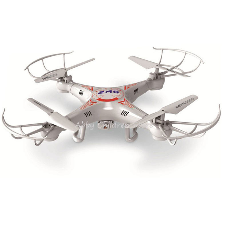 X5C Remote Control Helicopter RC Drone 360-Eversion 2.4G 4 CH 6 Axis Gyro Quadcopter Led Light Flying Plane Toy Without Camera(China (Mainland))