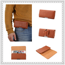 2016 Free Shipping Hot Sale Outdoor Sport Belt Bag Leather Protection Phone Case For Acer Liquid Z220,M220,Z4 Duo