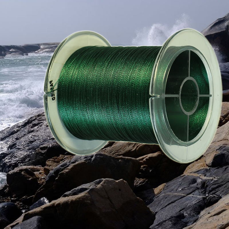 Quality 300m ADUS Brand Super Strong Japanese Multifilament PE Material Braided Fishing Line 10LB to 80LB Free Shipping(China (Mainland))