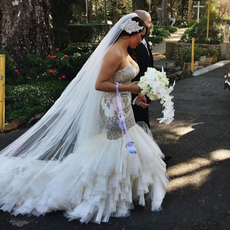 Buy 2016 new hot sale sheath mermaid for Mermaid wedding dresses on sale