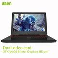 Bben AK 15 gaming laptop computer i7 6700HQ cpu ddr4 8GB 16GB DDR4 RAM 128GB 256GB