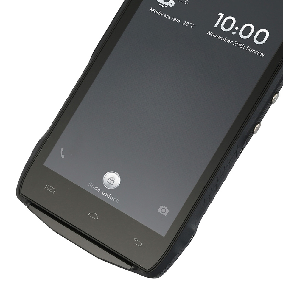 DOOGEE T5 Lite 4G Mobile Phone IP67 Waterproof MTK6735 Quad Core 5.0″ HD 2GB RAM 16GB ROM Android 6.0 8MP 4500mAh OTG SmartPhone