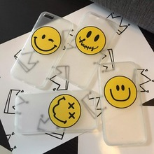 Buy Korea Super Fashion GD Lovers Smile Face Silk Pattern Matte Plastic Case Cover Iphone 6Plus 5.5inch for $2.99 in AliExpress store