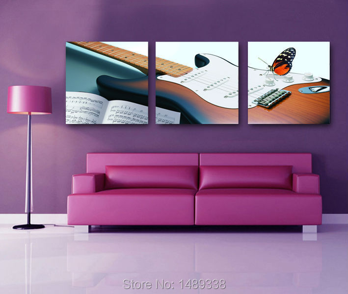 Aliexpress Com Buy Free Shipping 3 Piece Wall Decor: Aliexpress.com : Buy 3 Piece Free Shipping Modern Wall