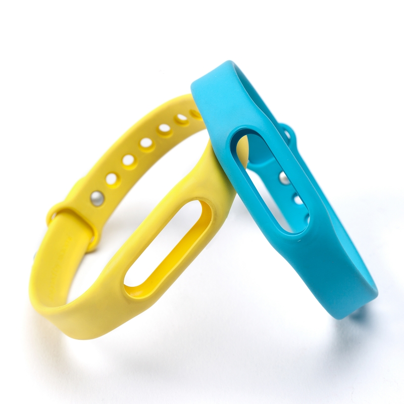 Free Shipping !!! Cheap Silicone Xiaomi Wrist Band Bracelet Wrist Strap For Xiaomi Miband(China (Mainland))