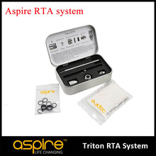 Authentic Aspire Triton RTA System Adjustable Resistance Aspire Triton Coils 0.3-0.9ohm Aspire Triton Atomizer Head