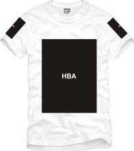 2015 ktz rhude hood by air bandana shirt skateboard pyrex women men hiphop clothes boys Hip hop dance Clothes zipper hba t shirt