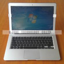 13.3 Inch Ultra Slim Aluminum Alloy Core i5 CPU Laptop With Intel i5-3317U Dual-core 1.86Ghz 8G RAM 128GB SSD HDMI 8400mAh HDMI