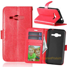 Buy Luxury Leather Wallet Phone Case Samsung J120 J1 2016 Flip Cover Card Slot Stand Magnetic Fundas Samsung J120 J1 2016 for $5.82 in AliExpress store