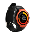 Z1 Bluetooth Smart Watch Support MTK6580 GPS Heart Rate Monitor IP67 Smartwatch For Iphone xiaomi Android