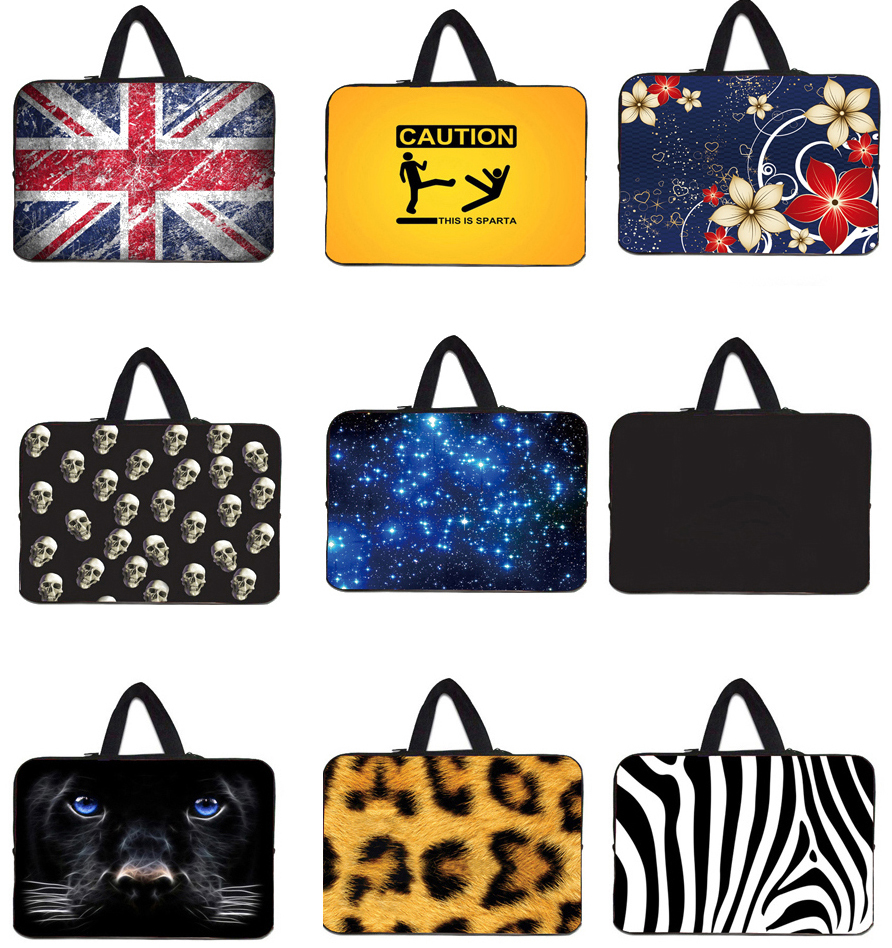Retail Laptop Sleeve For Women Men 13 13.3 13.4 inch Computer Bag For Notebook Zipper Pouch Cover For Apple Macbook Air 13 Case(China (Mainland))